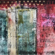 New Monoprints and Paintings - Art Exhibition
