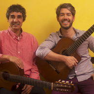 Duo Violão Brasil at Old St. Hilary's Landmark