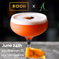 ROOH x Absinthe Group Collaboration Dinner