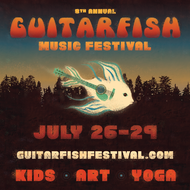 8th Annual Guitarfish Music Festival