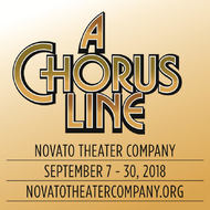 A Chorus Line Dinner & Show Fundraiser for Novato Theater Company