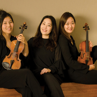 Jouney into Spring with Two Violins and Piano