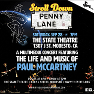 Paul McCartney Tribute Multimedia Extravaganza - Stroll Down Penny Lane