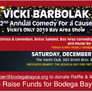 Vicki Barbolak - Comedy for a Cause