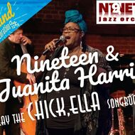 Big Band Celebration - Nineteen with Juanita Harris & the Chick/Ella Songbook