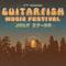 7th Annual Guitarfish Festival