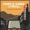 1st Annual San Rafael Hops & Vines Stroll